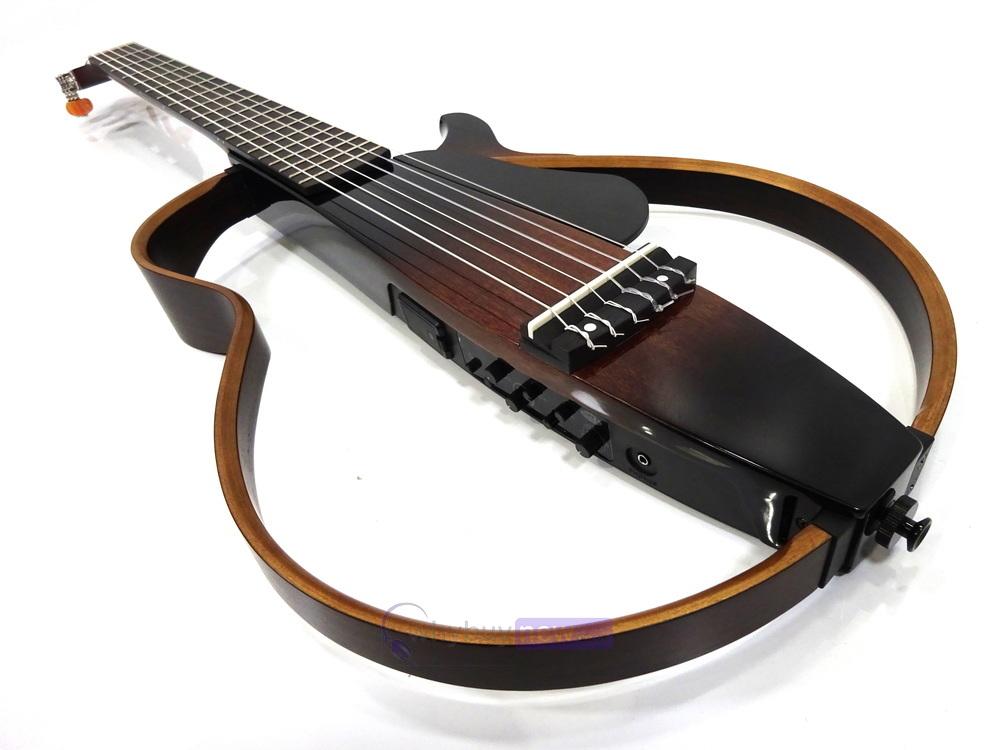 yamaha slg200n silent guitar whybuynew. Black Bedroom Furniture Sets. Home Design Ideas