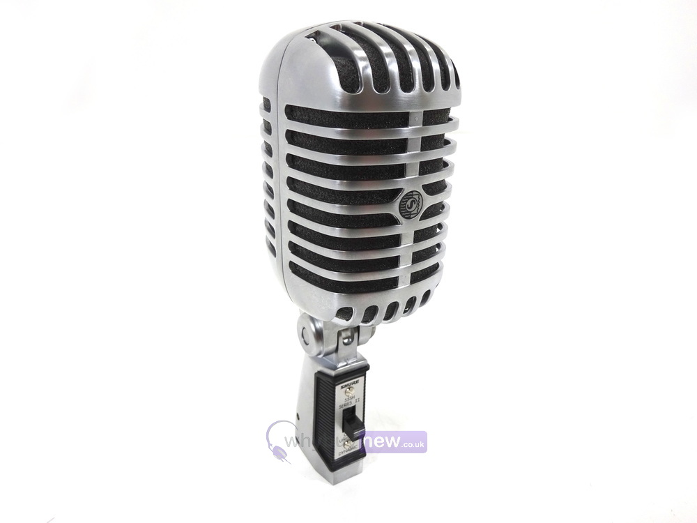 shure 55sh series ii vocal microphone whybuynew. Black Bedroom Furniture Sets. Home Design Ideas