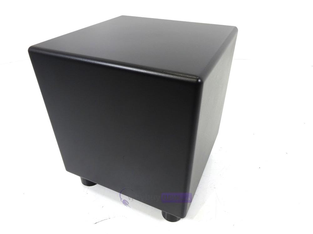 REL Quake 100W Mosfet Sub-Bass Speaker System | WhyBuyNew