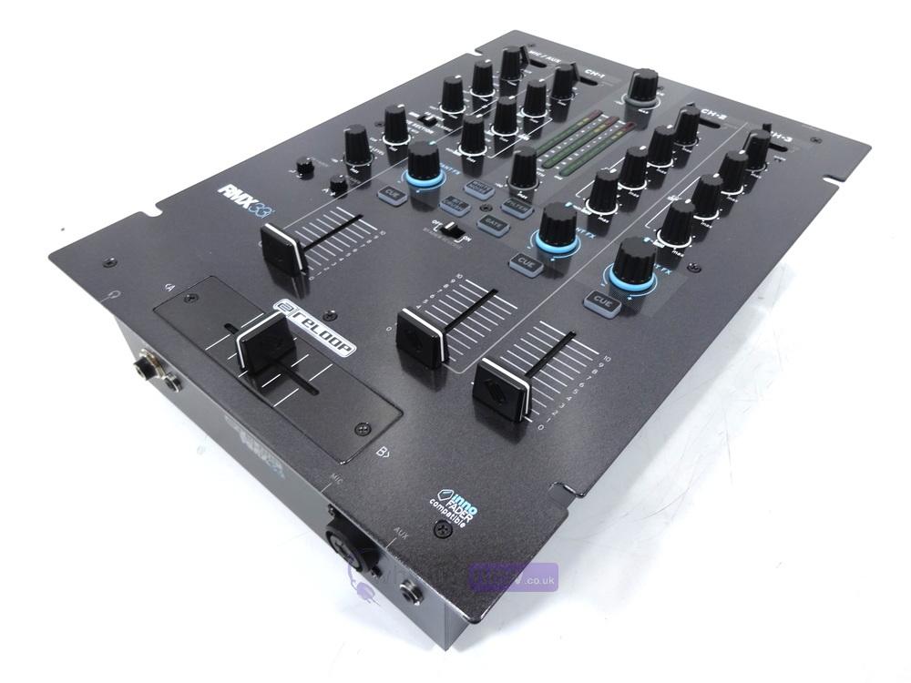 dj equipment dj mixers reloop rmx 33i dj mixer whybuynew. Black Bedroom Furniture Sets. Home Design Ideas