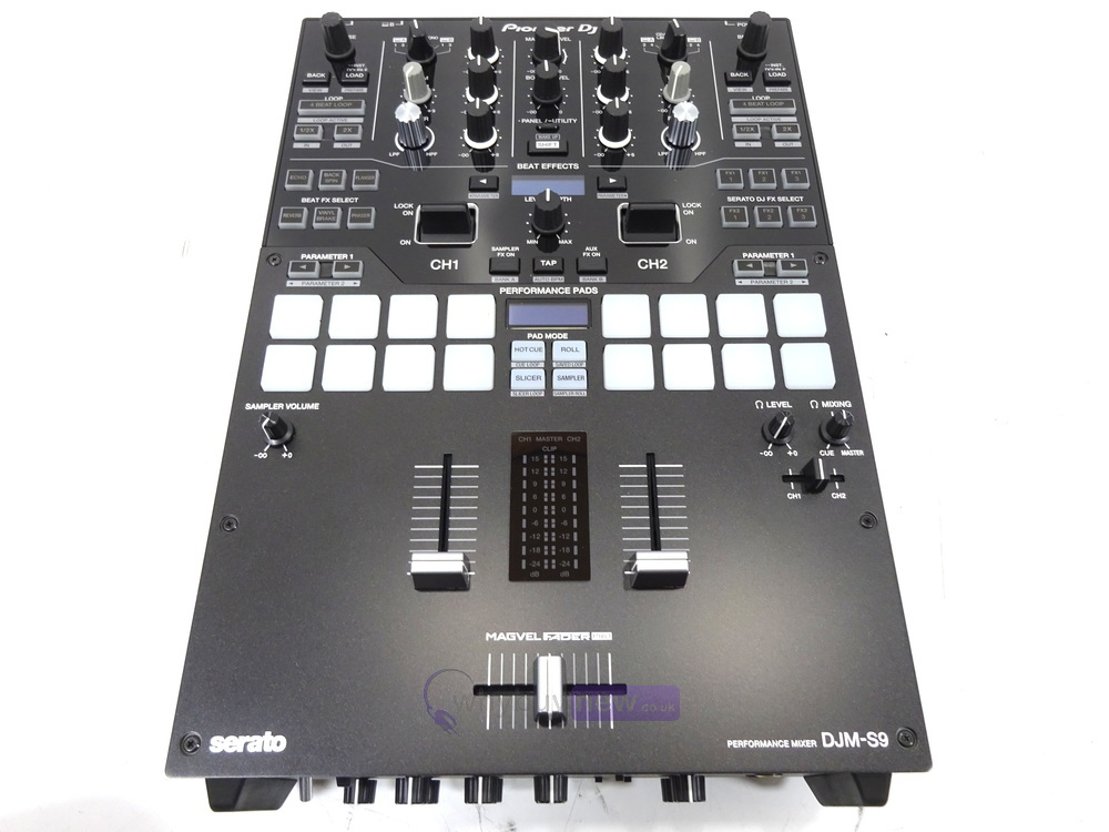 clearance bargains dj mixers pioneer djm s9 whybuynew. Black Bedroom Furniture Sets. Home Design Ideas