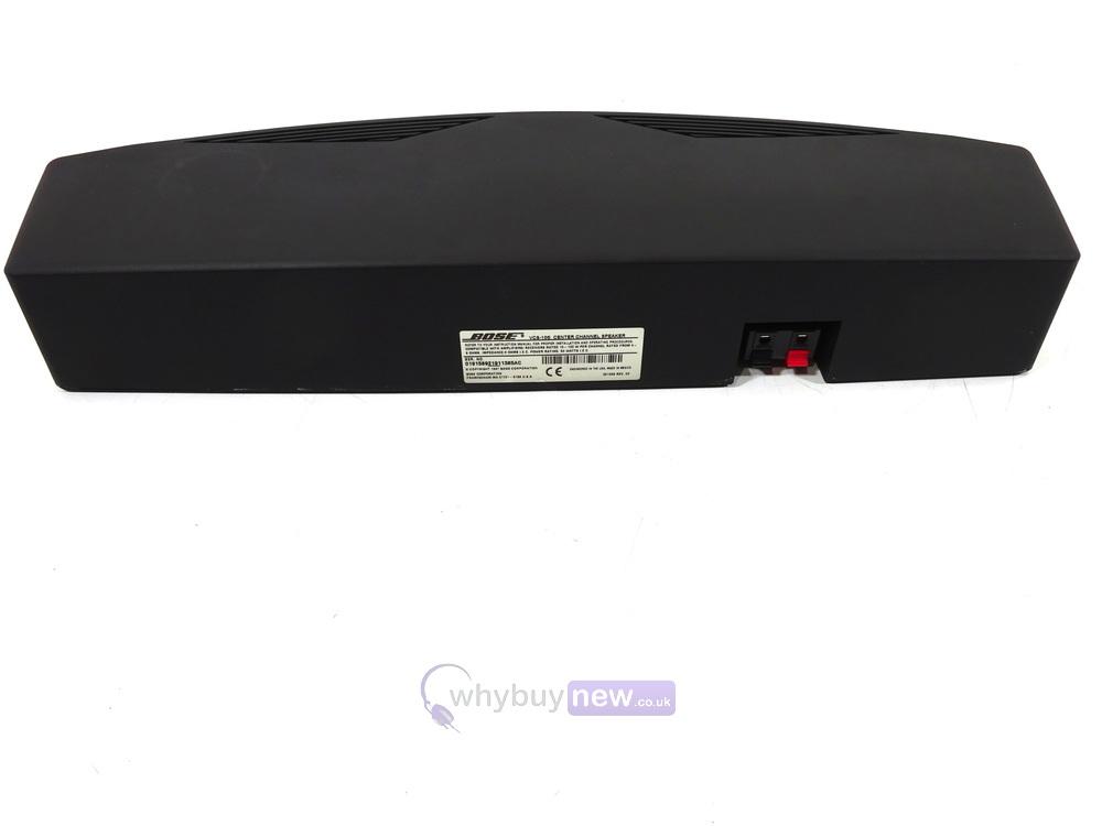 Bose VCS-10 Center Channel Speaker | WhyBuyNew