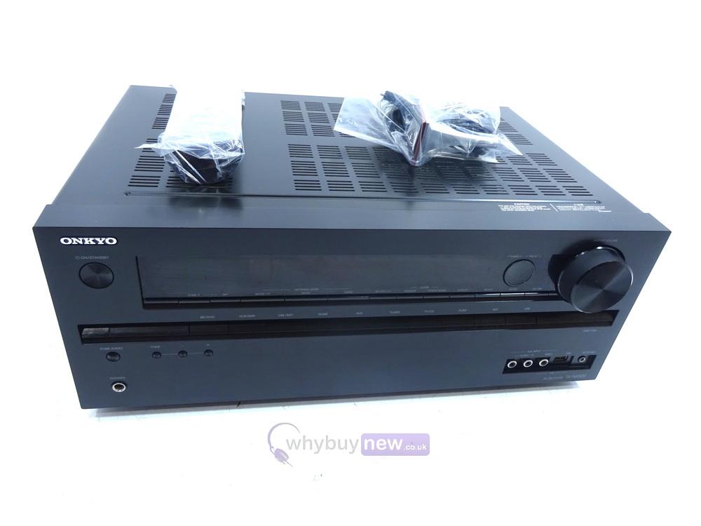 Onkyo TX-NR509 Network A/V Receiver Driver for Windows 10