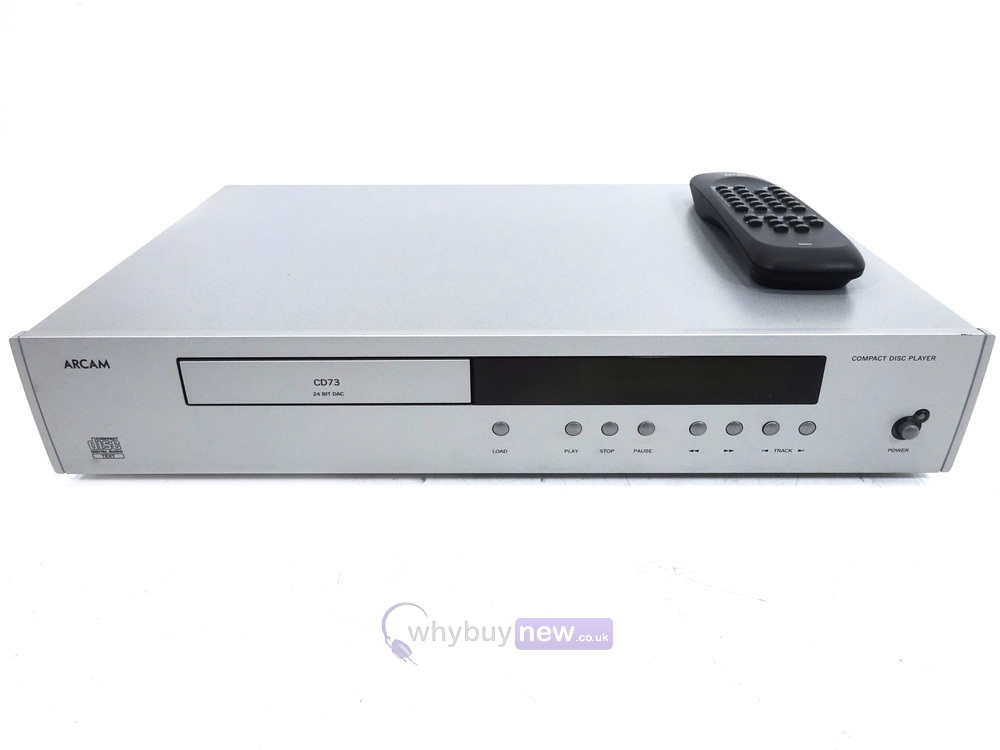 Arcam Cd73 Compact Disc Player Whybuynew