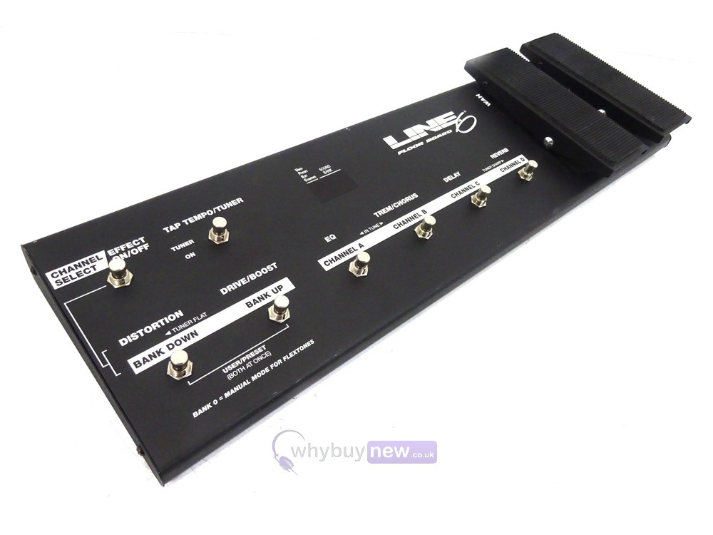 line 6 floorboard effect pedal whybuynew. Black Bedroom Furniture Sets. Home Design Ideas