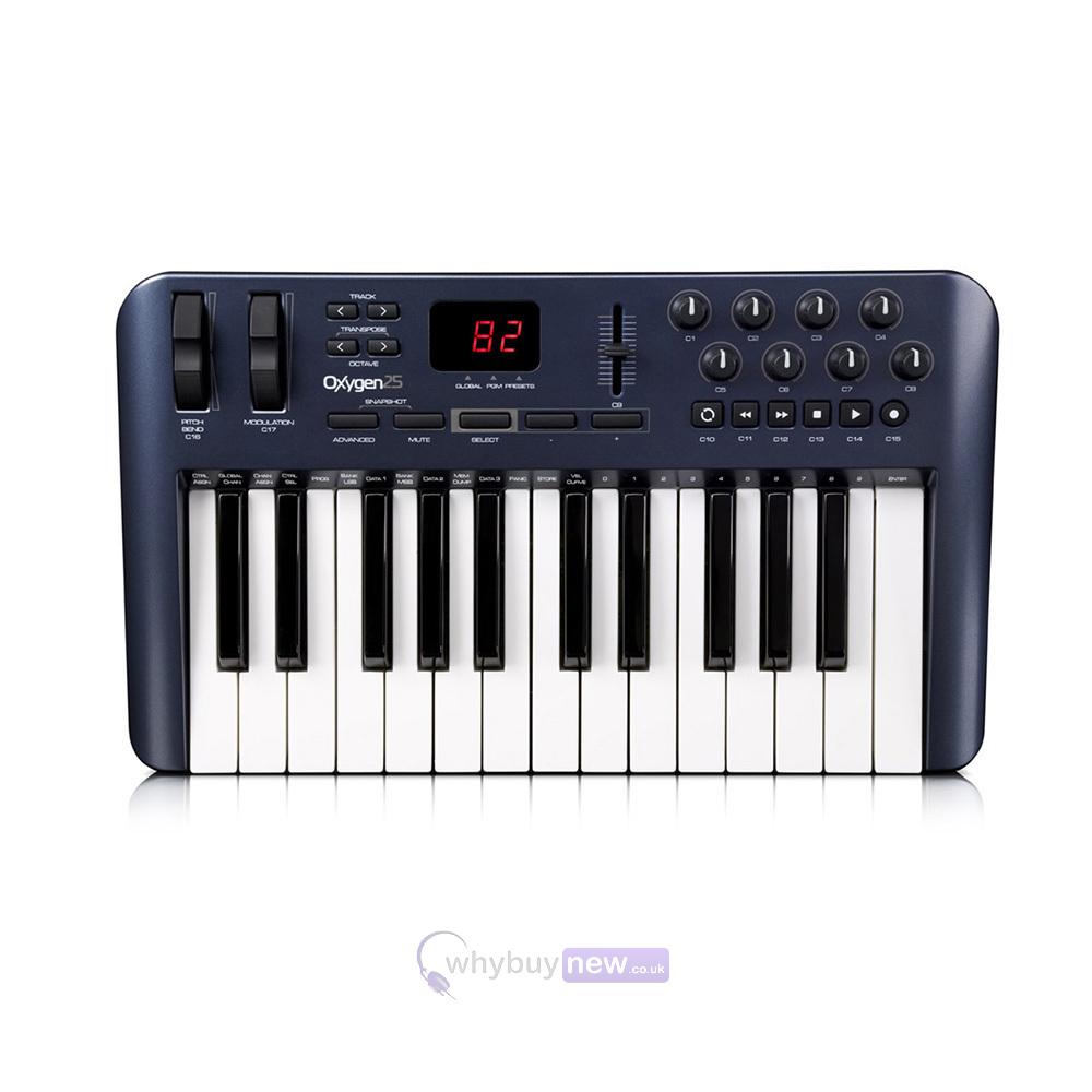 M-Audio Oxygen 25 MK3