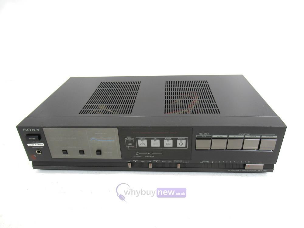 Sony TA-AX220 Amplifier