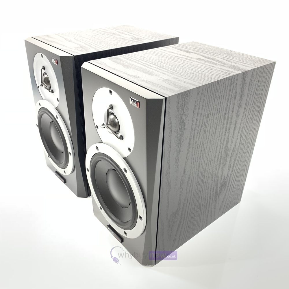 dynaudio bm5a mkii active studio monitor speakers whybuynew. Black Bedroom Furniture Sets. Home Design Ideas