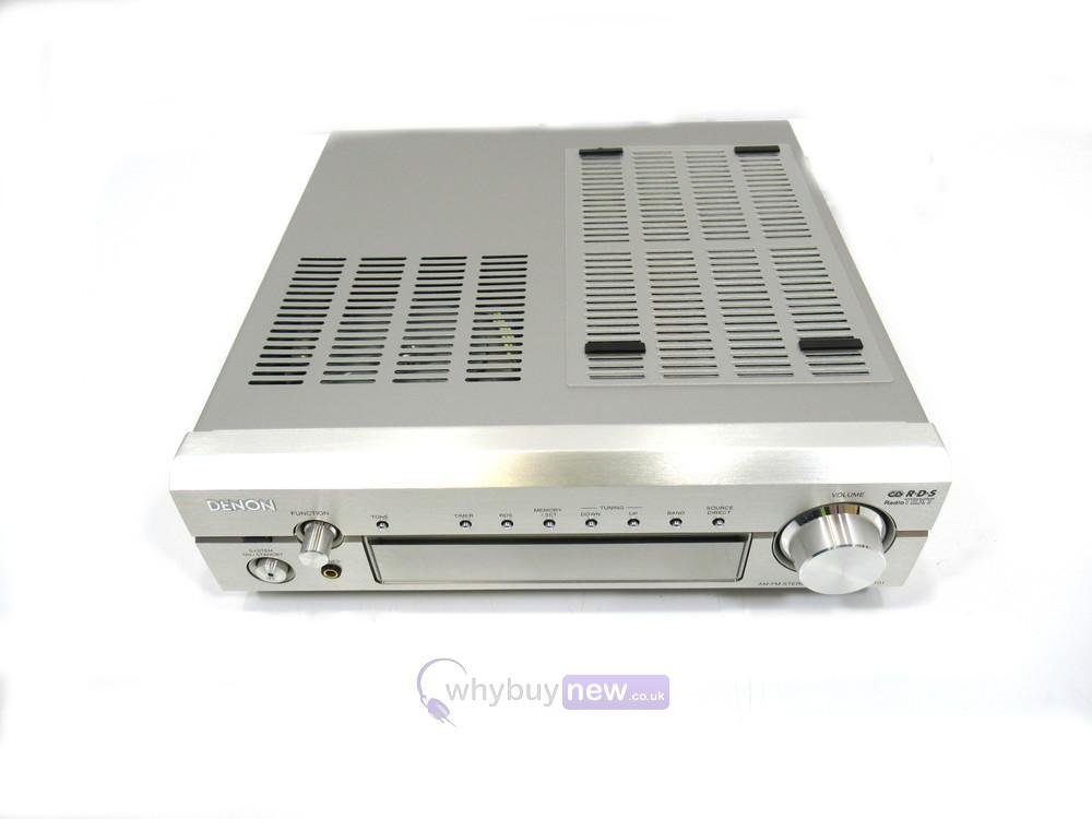 Denon DRA-F101 AM-FM stereo Receiver