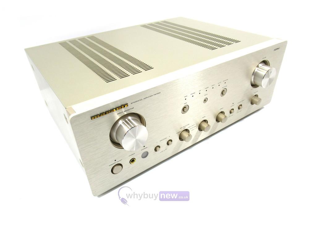 Marantz PM7200 Stereo Integrated Amplifier