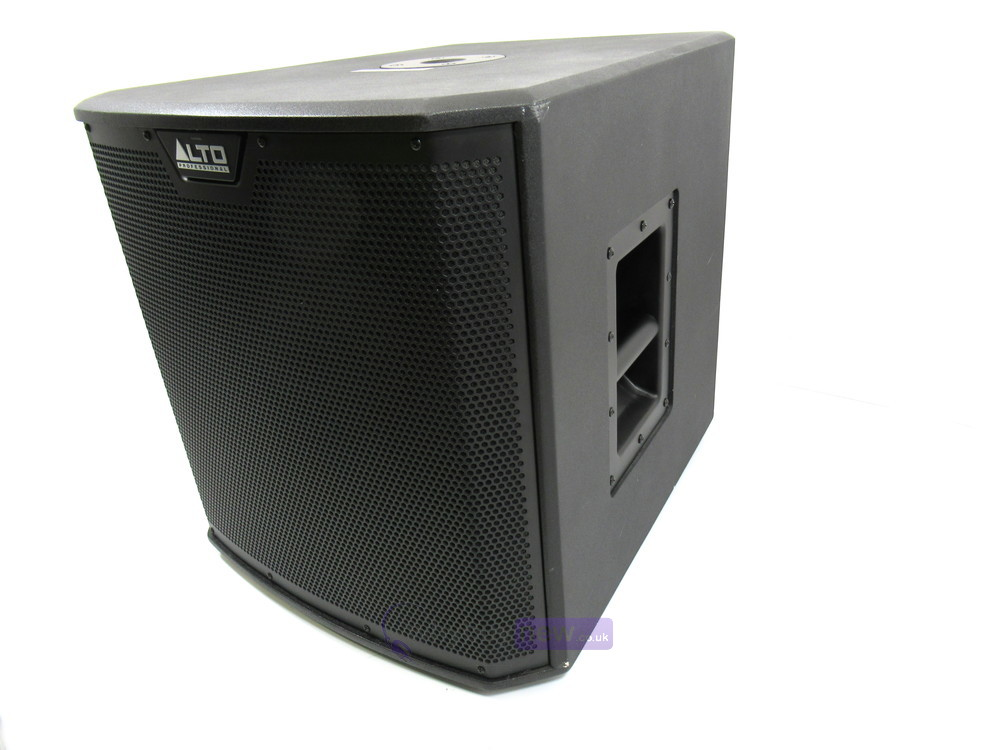 alto ts212s powered subwoofer whybuynew. Black Bedroom Furniture Sets. Home Design Ideas