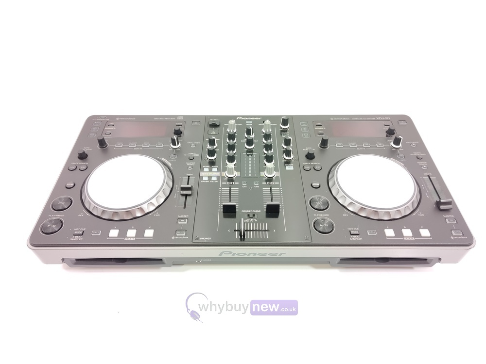 pioneer xdj r1 all in one cd controller dj system whybuynew. Black Bedroom Furniture Sets. Home Design Ideas