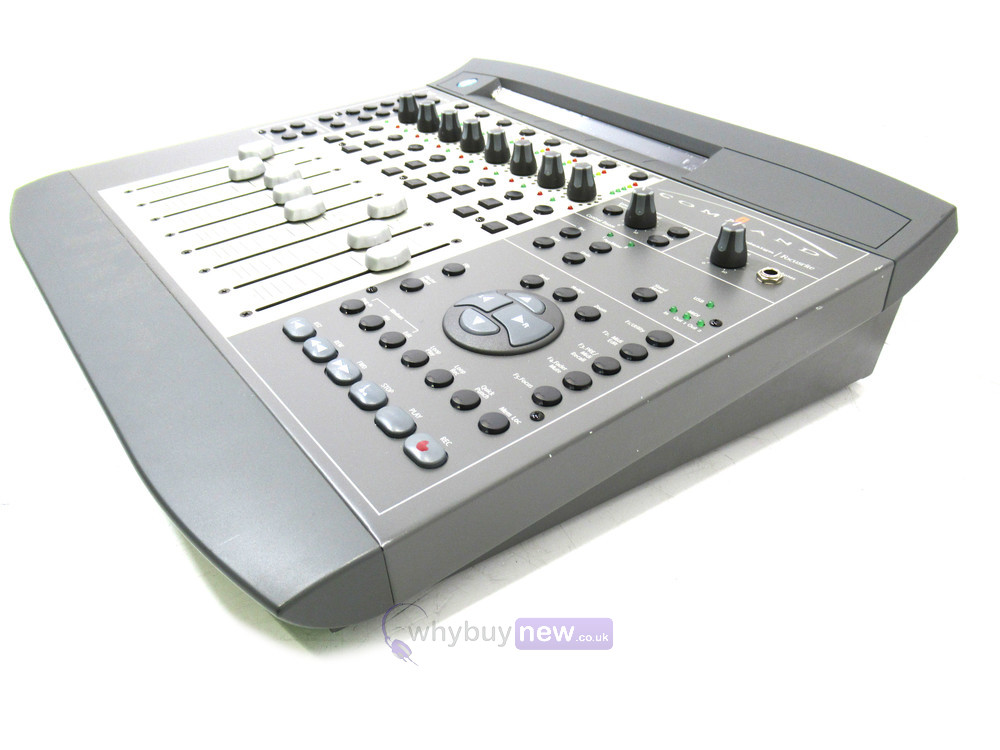 digidesign command 8 only power supply not included
