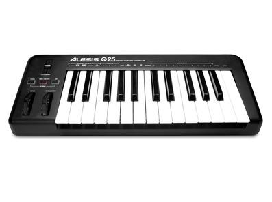 Alesis Q25 Midi USB Keyboard Controller
