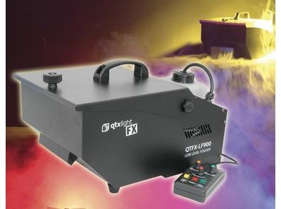 QTX Light QTFX-LF900 Low Level Fogger 160.447