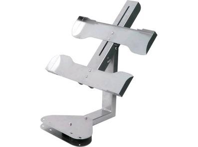 Sefour X10 / X25 Equipment Bracket Silver XB030-903