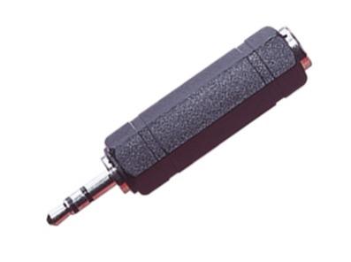 """Soundlab F380 1/4"""" Stereo Socket to 3.5mm Stereo Plug"""