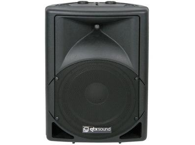 QTX Sound QS15A Active ABS Speaker