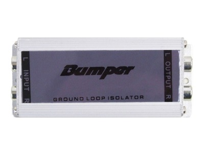 Bumper Ground Loop Isolator