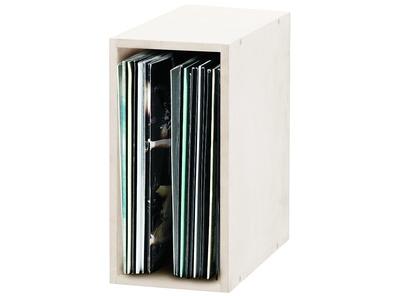 Glorious Record Box White 55