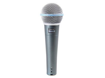 Shure Beta 58A Dynamic Vocal Microphone