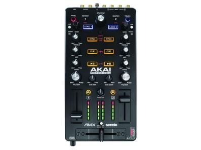 Akai AMX Digital DJ Mixer