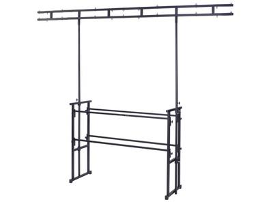 Gorilla GDS-5 Twin Bar 4ft Disco Stand