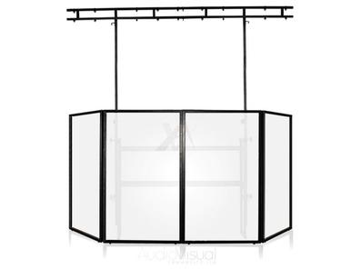 Gorilla GDS-5 Twin Bar 4ft Disco Booth