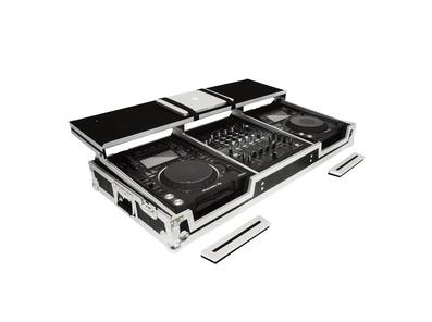 Gorilla Pioneer CDJ / DJM Workstation Coffin Case inc Shelf