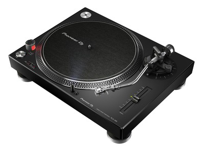 Pioneer DJ PLX-500 Black DJ Turntable