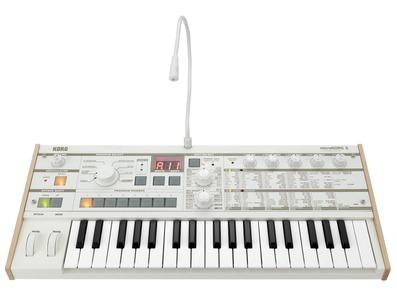 Korg MicroKORG S Synthesizer and Vocoder