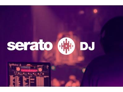 Serato DJ - (Scratch Card) - Scratch Card