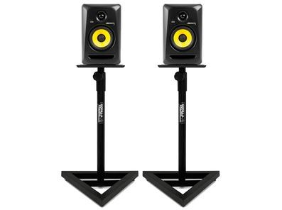 Gorilla Studio Monitor Speaker Stands PAIR