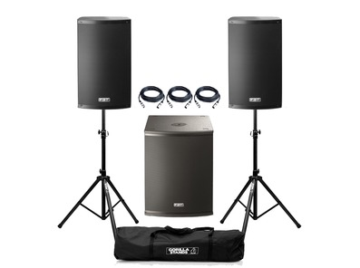 FBT X-1500 Active PA System