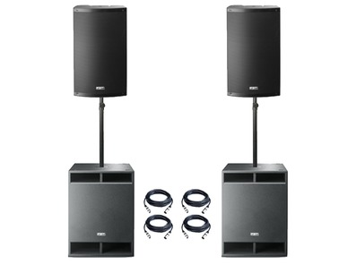 FBT X-5000 Active PA System
