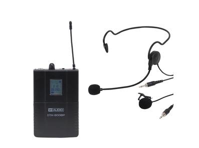 W Audio DTM 800BP Add On Beltpack Kit