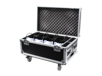 LEDJ Rapid QB1 IP Charge Flight Case