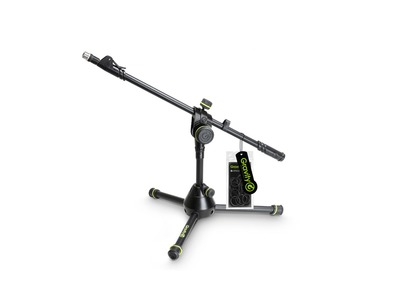 Gravity MS 3122 HDB Short Microphone Stand