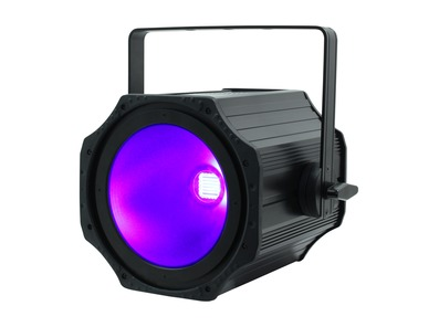 LEDJ 150w UV COB Flood Lighting Effect