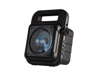 QTX Karaoke Machine Portable Bluetooth Party Speaker