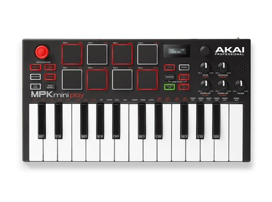 Akai Professional MPK Mini Play