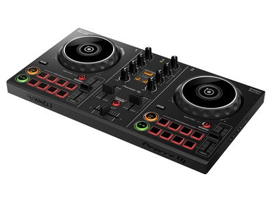 Pioneer DJ DDJ-200 with Carry Case Option