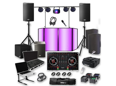 The Ultimate Expert DJ Performance Package