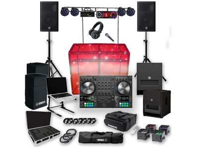 The Ultimate Master DJ Performance Package