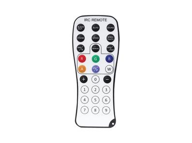 LEDJ IR Remote for Various Fixtures