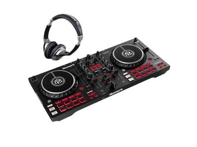 Numark Mixtrack Pro FX inc HF125 Headphones