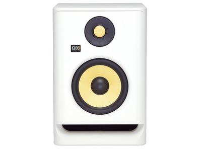 KRK RP8 G4 Studio Monitor White Noise
