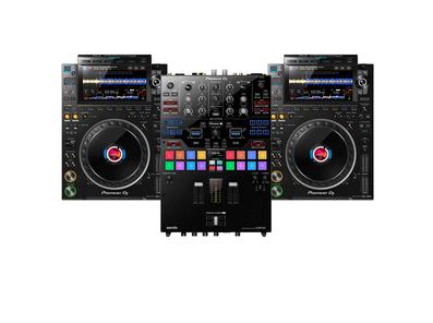 Pioneer CDJ-3000 (x2) + DJM-S9 w/Cable
