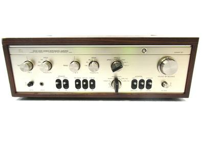 Luxman L-507 Amplifier