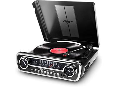Ion Mustang LP Black